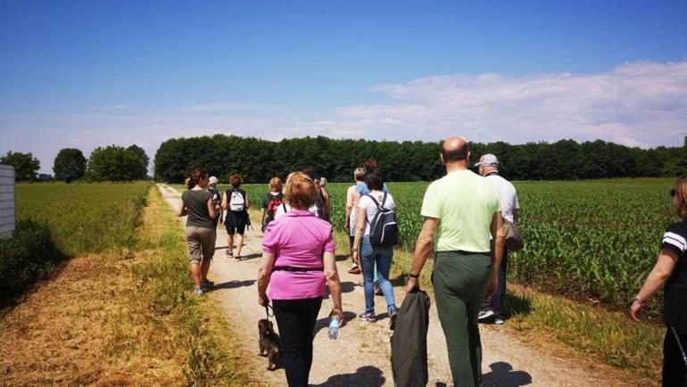 19 maggio 2018 – FAI Mindful Walking al Parco Beato Bertrando.