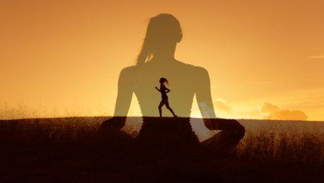 """Mindfulness e ansia pre-gara: essere nel """"qui e ora"""""""