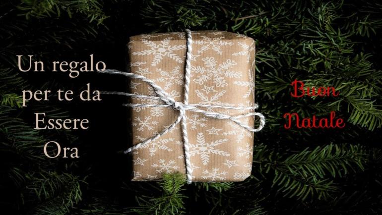 Natale 2019 un dono per te, la pratica del body scan