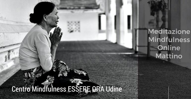Un brano sul 'Puro conoscere' di Joseph Goldstein per la meditazione online del mattino
