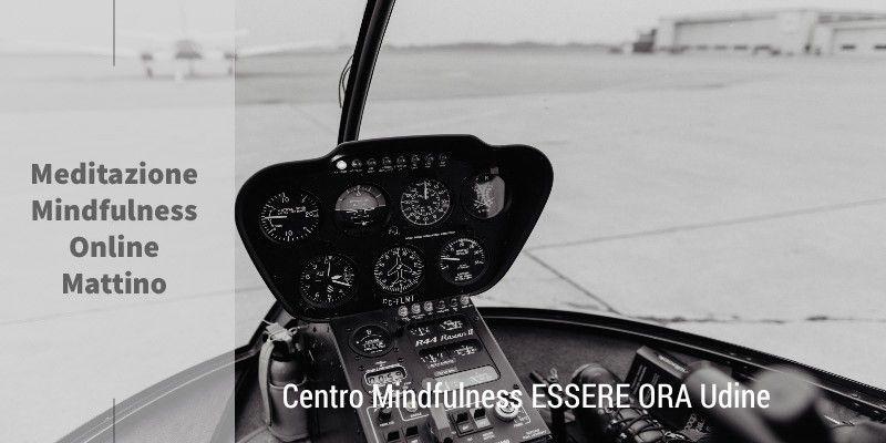 Un brano sulla 'mente condizionata' del Maestro zen Tetsugen Serra per la meditazione online del mattino