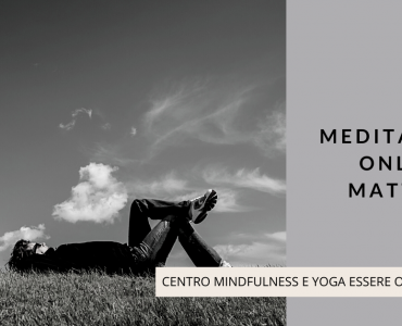 Un brano  di Jon Kabat-Zinn per la meditazione online del mattino