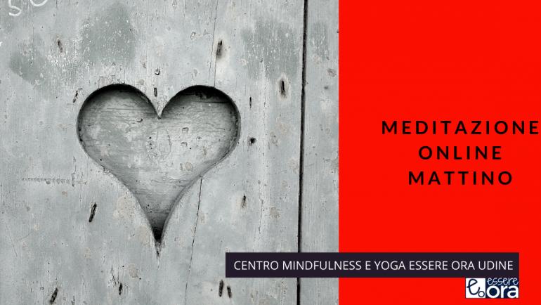 Un brano  di Henepola Gunaratana per la meditazione online del mattino