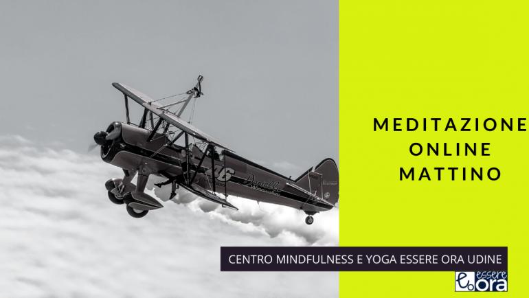 Un brano  di J. Goldstein e J. Kornfield per la meditazione online del mattino