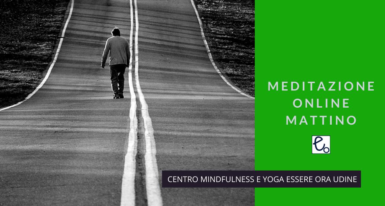 Un brano  di Joseph Goldstein per la meditazione online del mattino