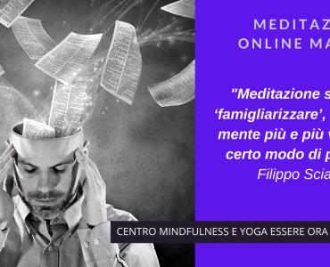Gom: un brano  di Filippo Scianna per la sessione online del mattino